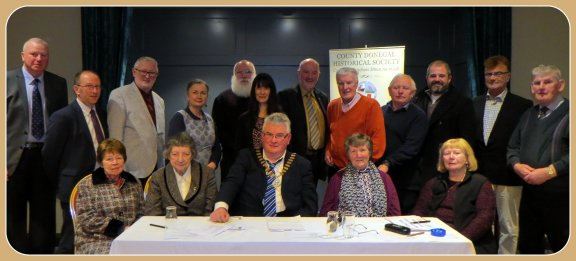 Donegal Historical Society - News